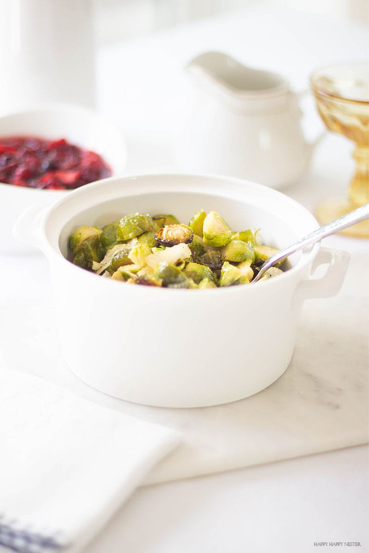 how to make brussels sprouts recipe