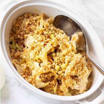 Best Tuna Casserole Recipe