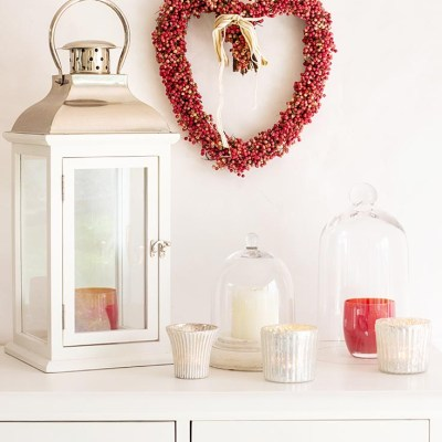 DIY Heart Wreath Tutorial