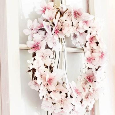 DIY Beautiful Summer Wreaths