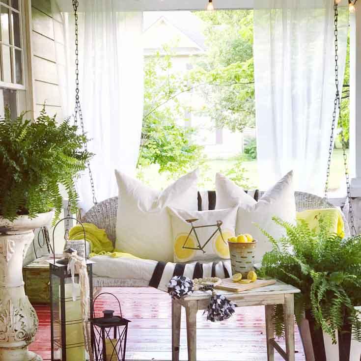 Outdoor Room Ideas.