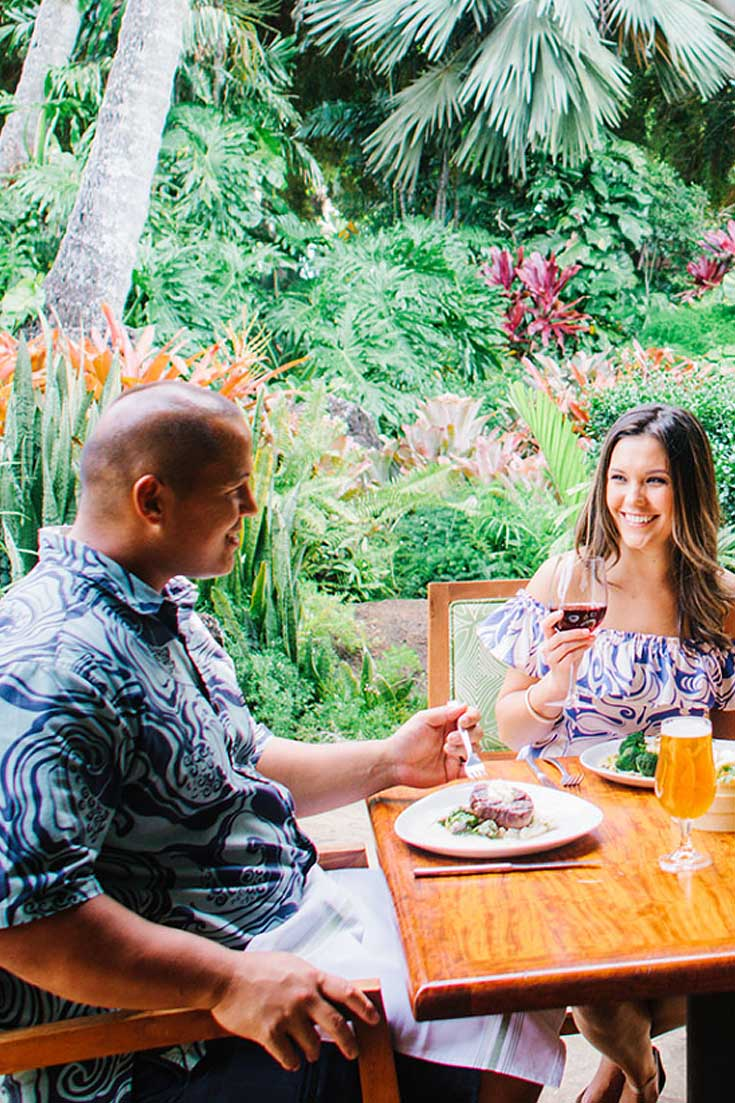 Check out our One Week in Kauai Hawaii and the beaches and restaurants we went to. Our trip took us to Poipu and Princeville, Hawaii which are great towns. Learn a few things before you book your trip to Kauai Hawaii! Make the most of your Hawaii trip! #vacations #dining #hawaiitrips #summervacations