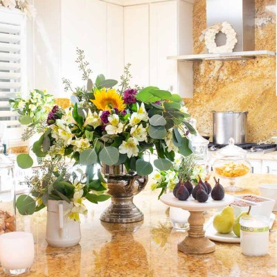 Fall Decorating Ideas for the Kitchen