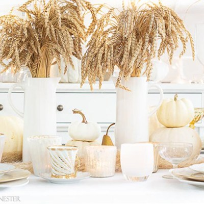 Thanksgiving Entertaining Essentials Serveware