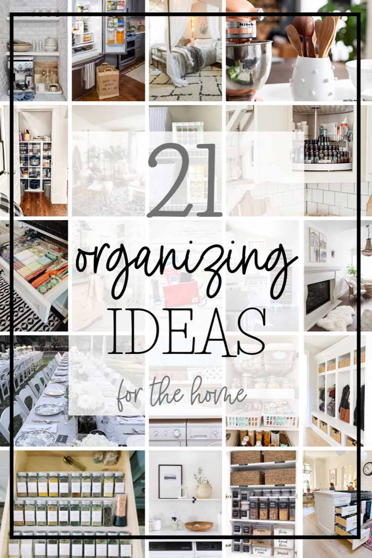 9 Tips For Kitchen Organization made easy. Follow these tried and true steps, your kitchen will be thoroughly organized. A well-organized kitchen is great. #organizing #kitchen #organizingakitchen