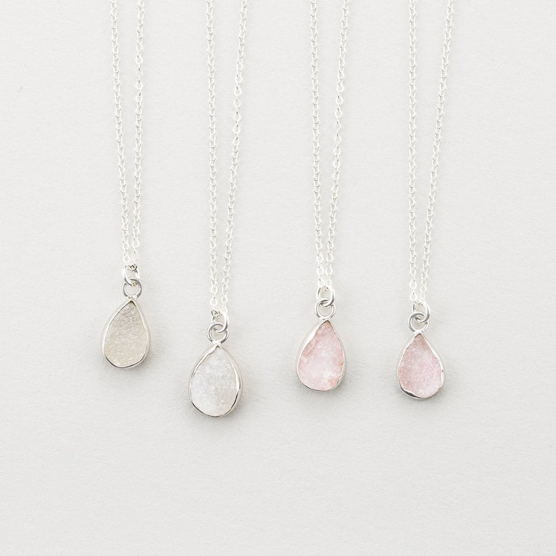 beautiful gemstone necklaces