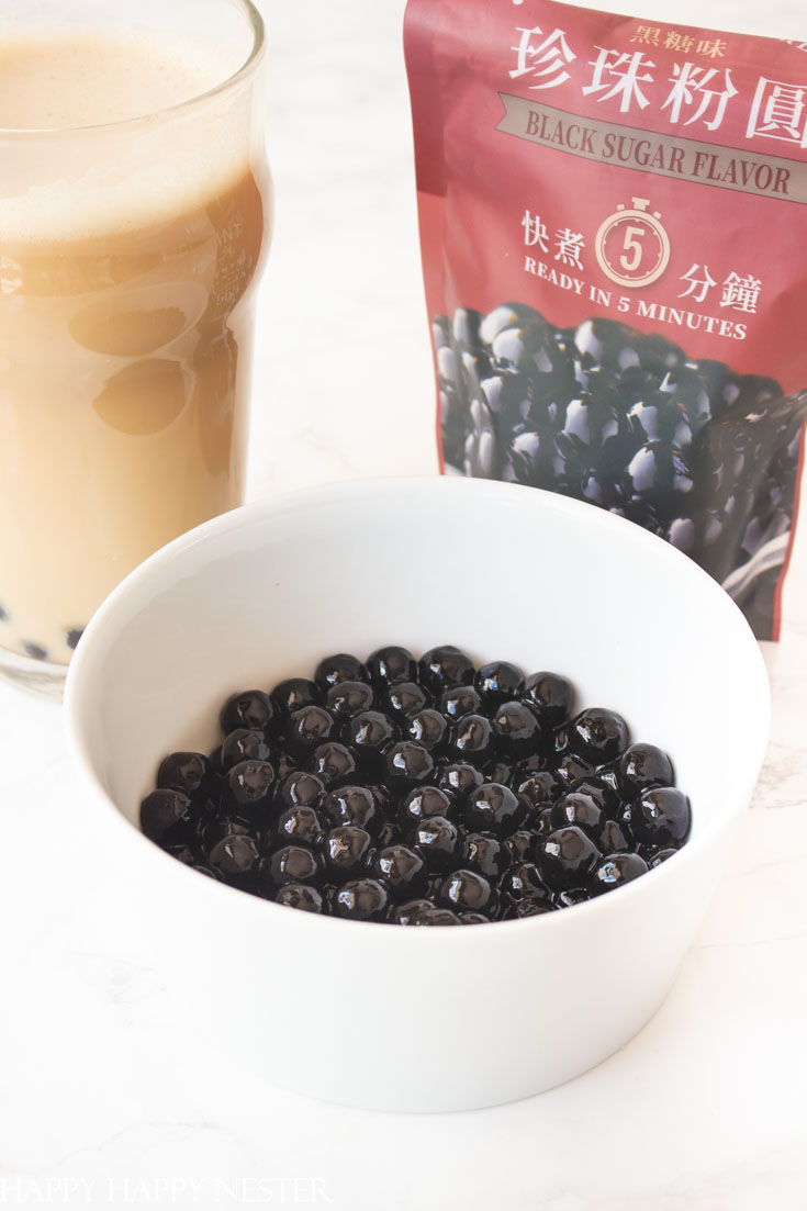 how to make bubble tea or boba tea