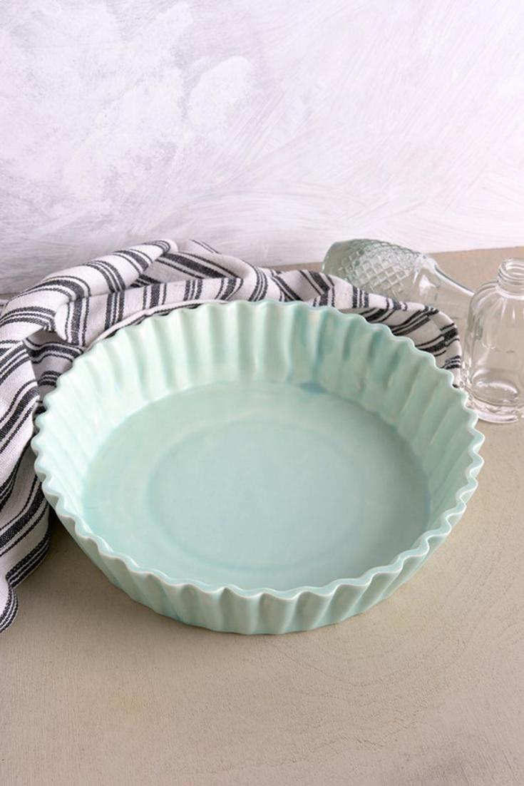 baking pie plate