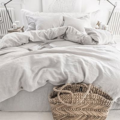 Beautiful Linen Bedding and More