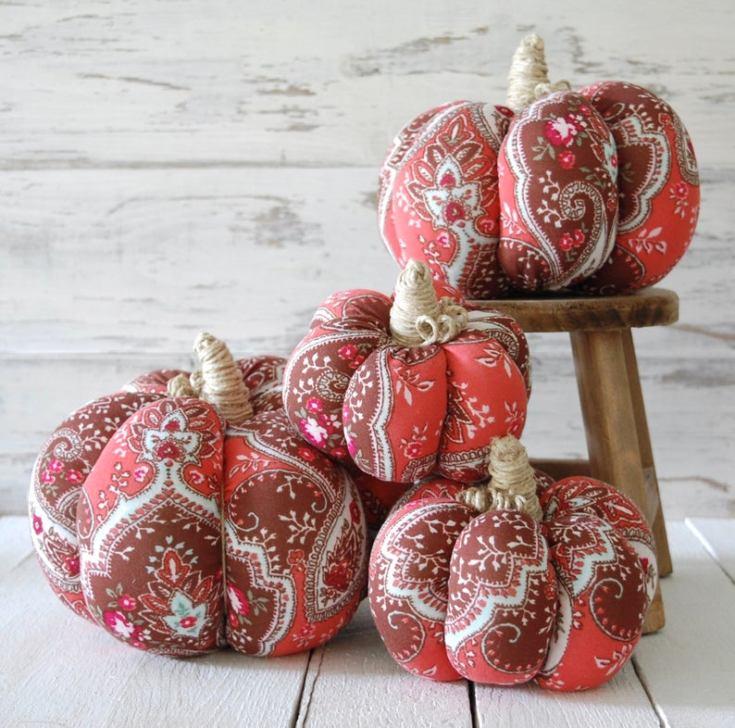 paisley pumpkins