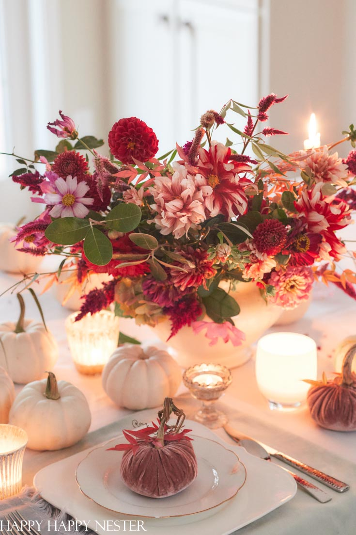 fall centerpiece ideas post