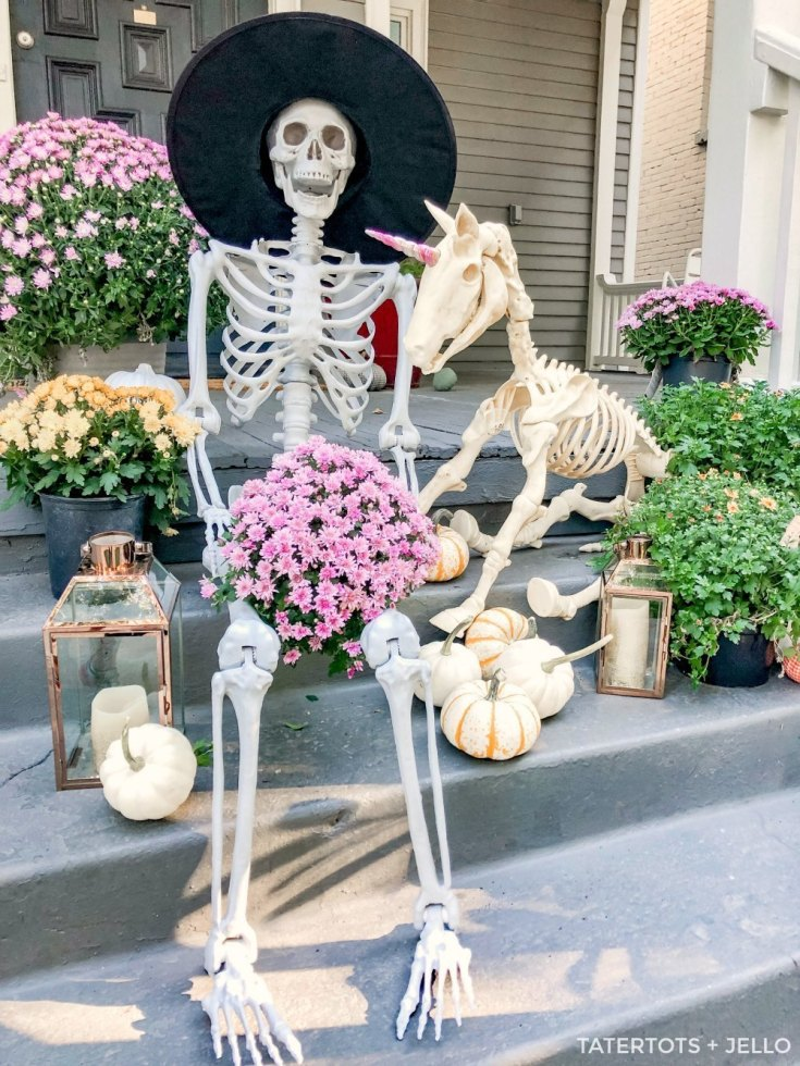 halloween porch ideas post