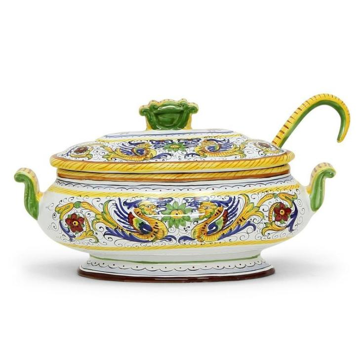 Italian soup tureen for special dinner parties
