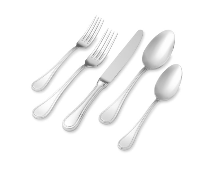 flatware for Thanksgiving