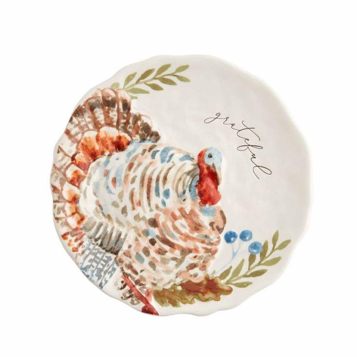 mudpie grateful plate