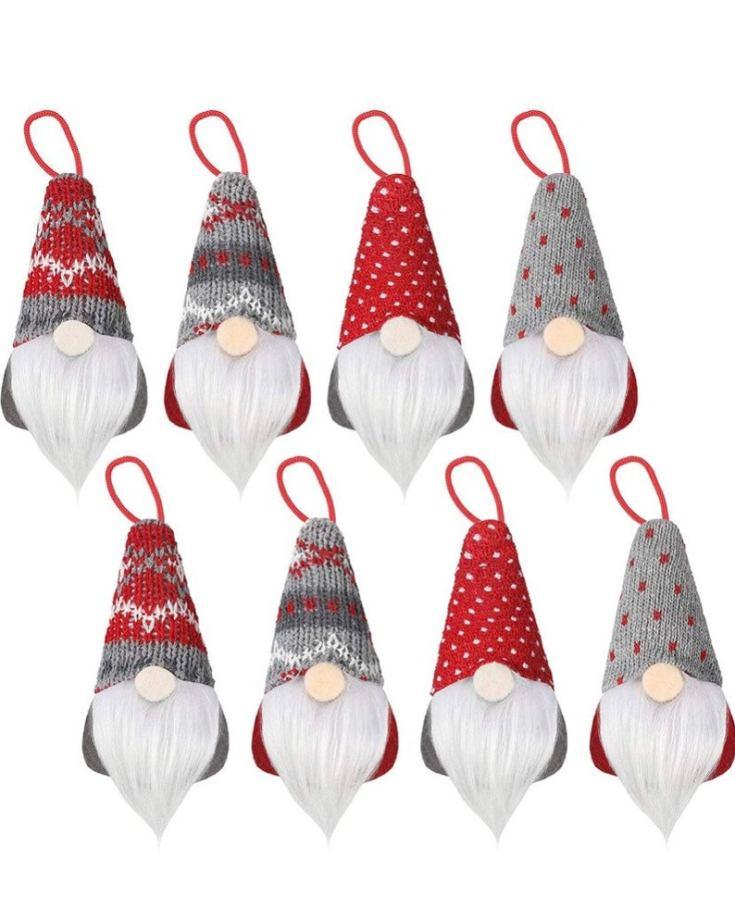 cute elf ornaments