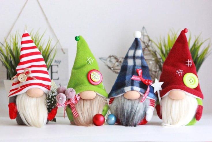 mini gnomes