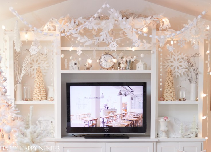 decorating like movie Elf