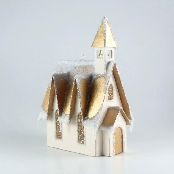 Putz 스타일 교회의 아름다운 집