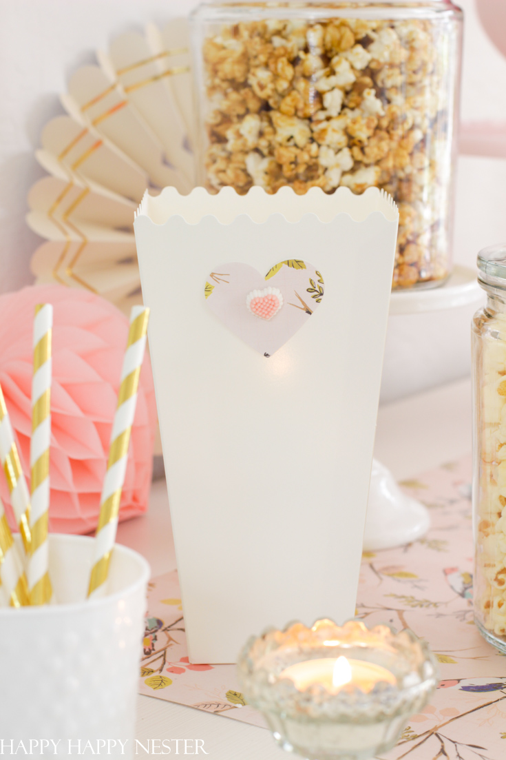 popcorn paper containers