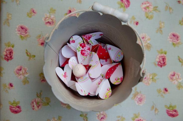 valentine's day decorations garland