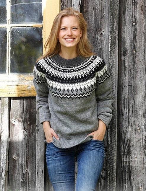 Norwegian sweaters