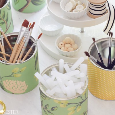 Easy Spring Craft Ideas (DIYs)