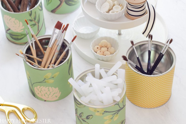 storage containers for craft supplies