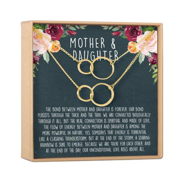 mother's day necklace gift