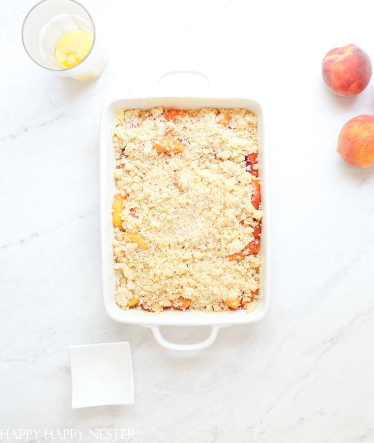 homemade fruit dessert recipe