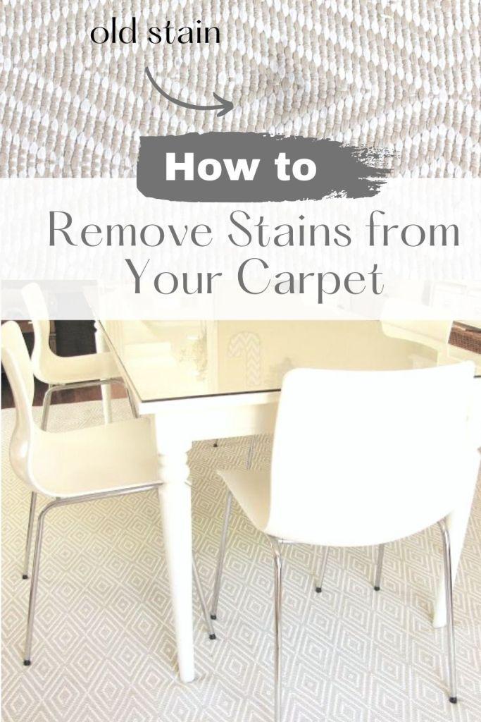 folex carpet spot remover pin
