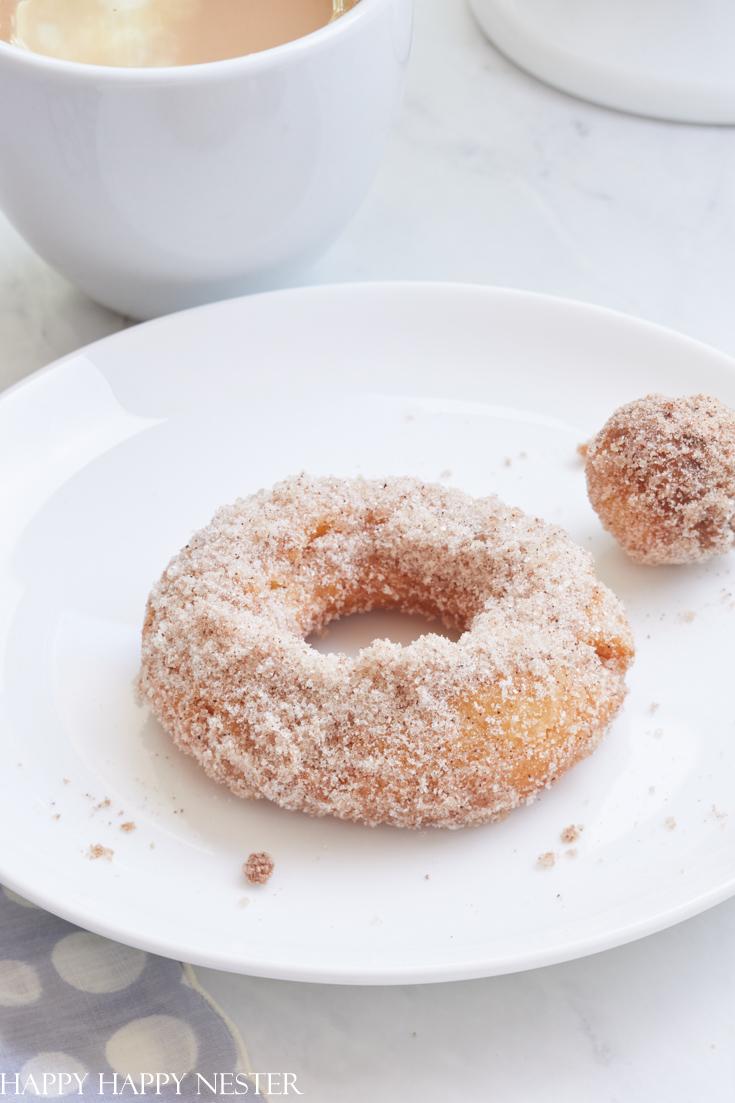buttermilk doughnuts recipe without yeast