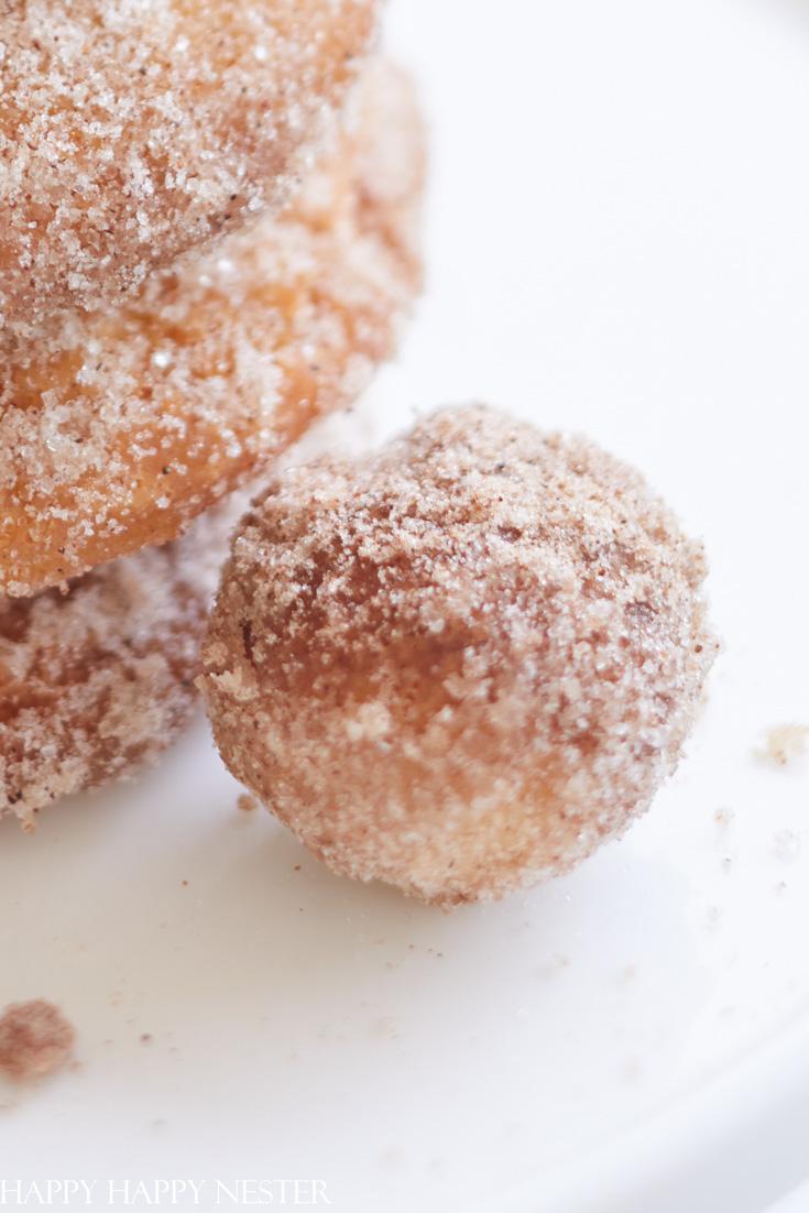 easy doughnut holes