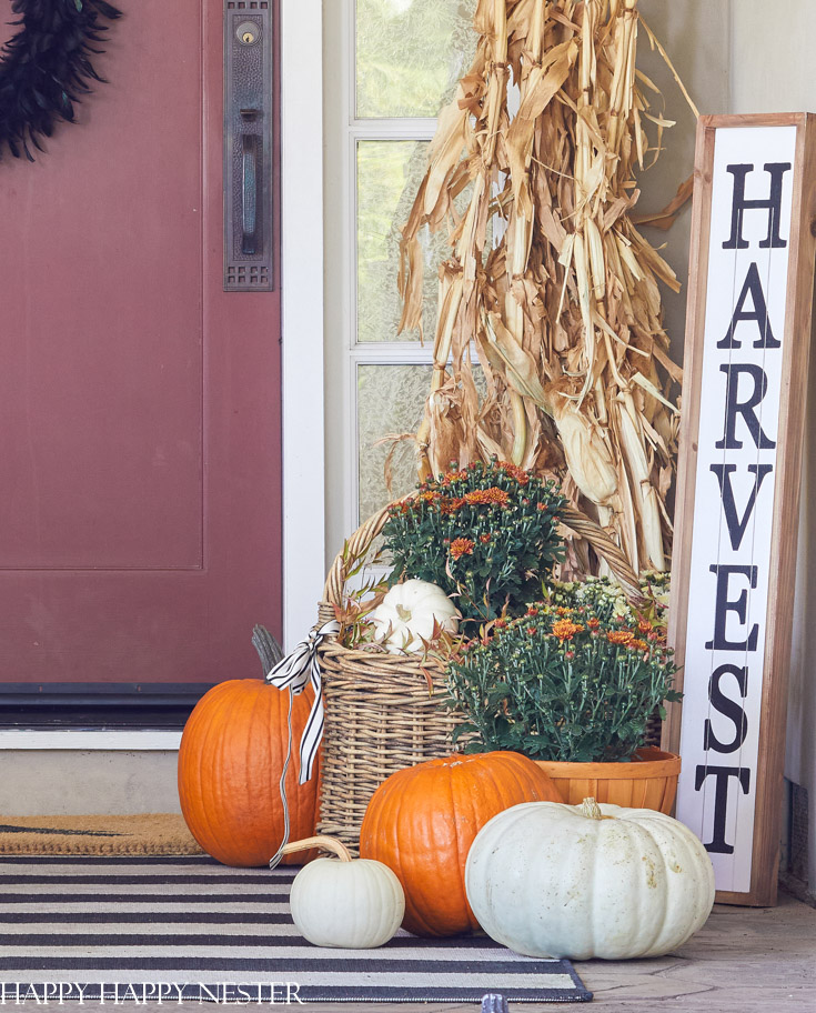 cute harvest sign from Amazon