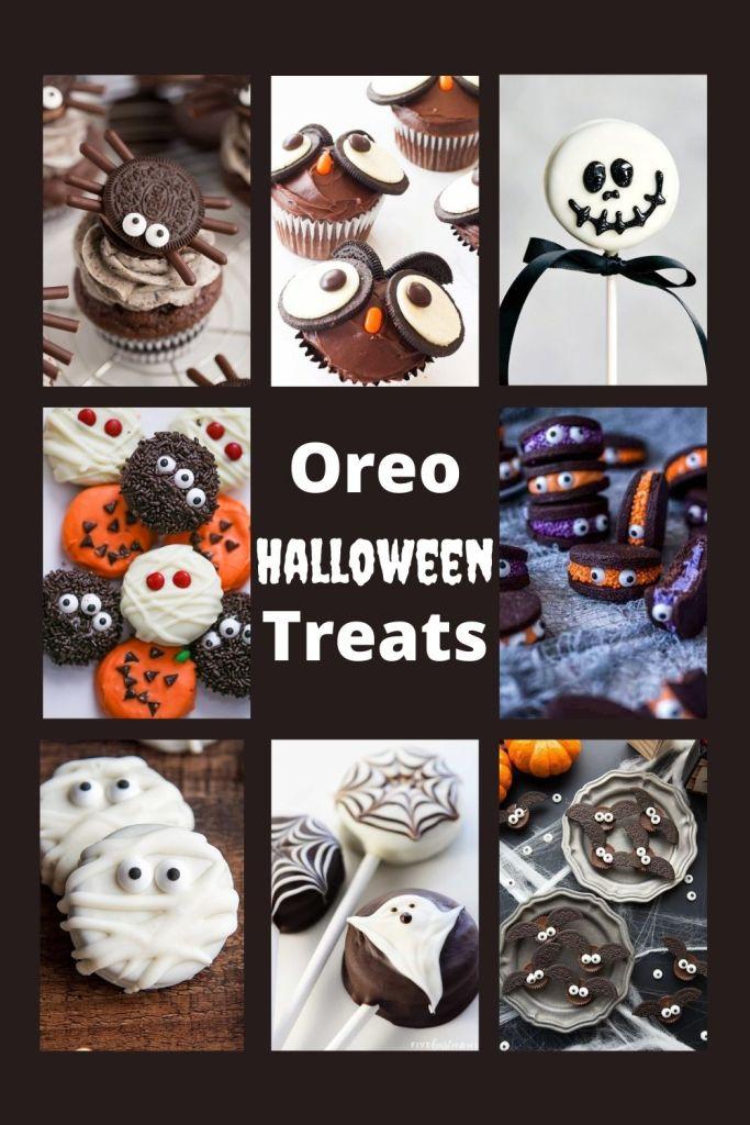 oreo halloween treat ideas pin
