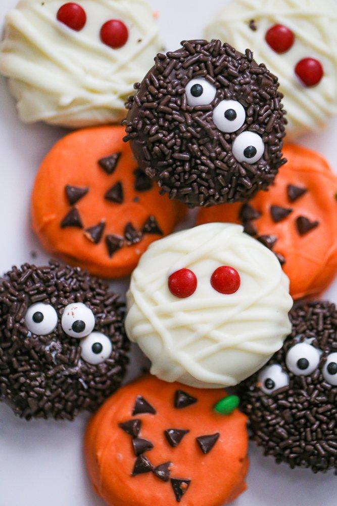 oreo halloween treat ideas