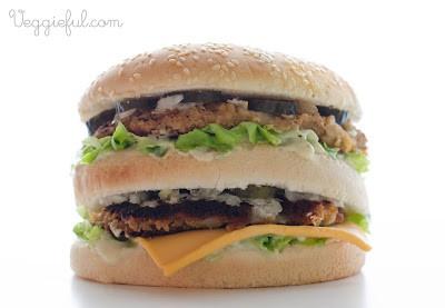 vegan big mac recipe