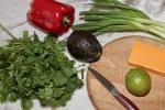 (KETO) Low Carb Recipe - Chicken & Guacamole Meatballs