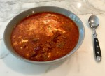 (KETO) Low Carb Recipe - Bacon Cheeseburger Soup