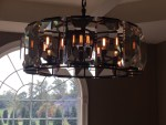 Cleaning Crystal Chandeliers - the Same Method Restoration Hardware Uses