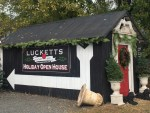 Old Lucketts Store Christmas Design Tour
