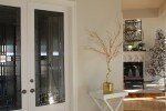 Modernizing Interior Doors by Painting White