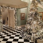 Celebrity Christmas Trees of 2017