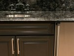 """Basement Remodel"" One Room Challenge (Week 5) Interior Cabinet Color Dilemma & New Hardware"