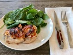 "(KETO) Low Carb Recipe – Oven ""Grilled"" Asian Chicken Thighs"