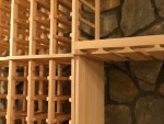 "Home ""Wine Cellar Design"" - One Room Challenge - Assembling the Racks (Week 4)"