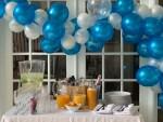 How to Make a Balloon Banner, Balloon Backdrop, or Balloon Garland