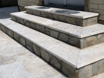 Hardscape Design - Replacing Outdoor Patio Steps for Safety Reasons (Part 4)