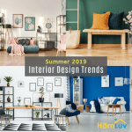 Summer 2019 Interior Design Trends