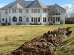 The Frustrations of Well and Septic Living - Relocating the Force Main Line